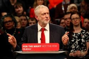 British Labour leader Corbyn tells Morgan Stanley: 'You're right,...