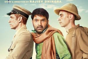 Firangi movie review: Despite Kapil Sharma's efforts, the film turns out to be tedious and monotonous.