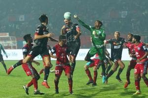 ISL2017: Jamshedpur FC, ATK remain winless after goalless draw