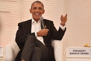 HTLS2017   Barack Obama on his relationship with PM Modi