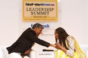 Photos | HTLS 2017: Obama, Naomi Campbell and Mukesh Ambani speak on...