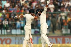 Virat Kohli, Murali Vijay centuries put India on top vs Sri Lanka in...