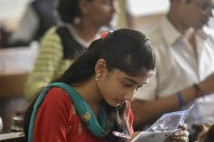 In more than half of the districts the rectified lists of examinations centres duly approved by respective district committees have yet not been received.