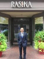 Meet Ashok Bajaj, desi restaurateur and host to DC's most powerful