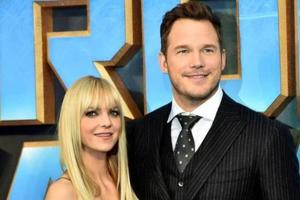 Chris Pratt files for divorce from wife of eight years Anna Faris