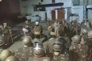 Jodhpur tense after two groups clash