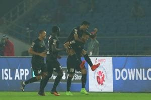 ISL: NorthEast United FC ease past Delhi Dynamos FC
