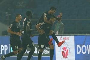 Delhi Dynamos FC vs NorthEast United FC, ISL 2017-18, highlights: NEU...