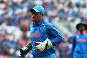 MS Dhoni tries hand at this adventure sport in his time away from...