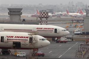 Air India passengers create ruckus at Mumbai airport over 7-hour...