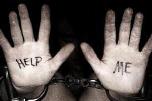 8132 cases of human trafficking reported in 2016, average 63 victims...