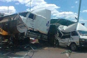 Zimbabwe truck accident kills 21:  State media
