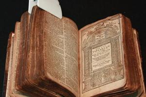 Oldest Latin Bible to return to UK after over 1,300 years