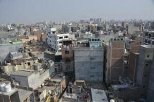 Khoda has an estimated population of 10 lakh people and is popular as the largest unauthorised colony of Uttar Pradesh with around 2,200 by-lanes.
