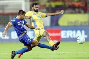 ISL: Balwant Singh spoils Kerala Blasters FC's party as Mumbai City...