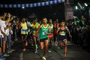 A fast-track view of the 32nd Pune International Marathon