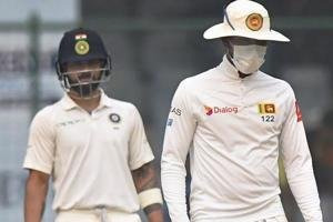 Players vomited due to Delhi pollution: Sri Lanka coach Nic Pothas