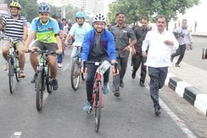 NCPA-Worli sea link cycling track ready, you can take a ride every...
