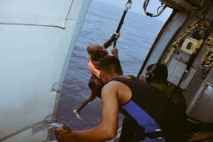 How rescue forces were stunned by the fury of Cyclone Ockhi