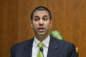 Net-neutrality czar Ajit Pai faces racial attack from fellow Indian...