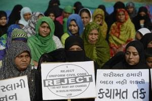 Law important to create fear among those following triple talaq:...