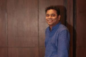 Music maestro AR Rahman was in the Capital recently for The Sufi Route concert.