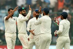 DineshChandimal, Angelo Mathews hit tons but India bowlers...