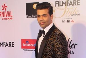 Karan Johar apologises for item numbers and stalking in his films:...
