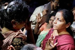 Cyclone Ockhi: 357 fishermen have been rescued so far, says Sitharaman...