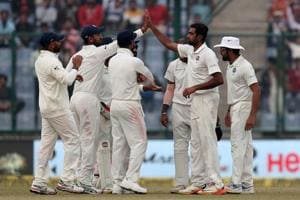 R Ashwin turned things around for India by picking three Sri Lanka wicketson Day 3 of the 3rd Test against India at the Feroz Shah Kotla in Delhi on Monday. Catch highlights of India vs Sri Lanka, 3rd Test, Day 3 here.