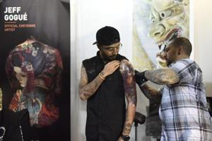 Photos: Delhi gets inked at the 3rd Heartwork Tattoo Festival