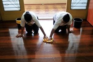 While Indonesia regularly protests about abuse and exploitation of helpers in Malaysia and parts of the Middle East, complaints about treatment of maids in tightly-regulated Singapore are less common.
