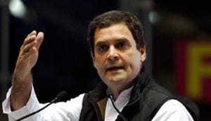 Rahul has extensively toured the state and was credited for improving party's performance in 2009 Lok Sabha elections.