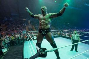 WWE champion Triple H aka Paul Levesque: I am better at being a...