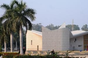 A deepening financial crunch has not only adversely affected Panjab University's academic and research activities, it has also come in the way of the much-needed infrastructure upgrade.
