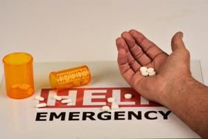 People hospitalized for opioids four times more likely to die than 15...