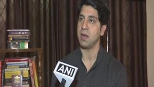 he first concerning the Congress was not too surprising  — Shehzad Poonawalla, a Congress ideologue, raised questions about the process of election of the Congress president.