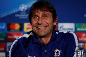Chelsea manager Antonio Conte spoke on Monday ahead of their game...