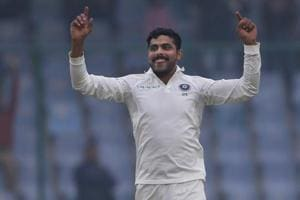 Ravindra Jadeja has been working on a few new tricks that might come in handy in South Africa.