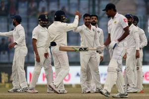 Virat Kohli's India close in on record equalling series win vs...