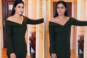 Get ready to swoon: Kajol is sexy and cool in off-shoulder blazer