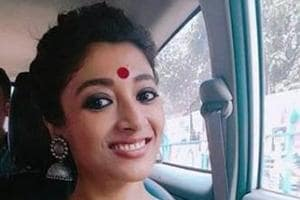 Hate Story actor Paoli Dam is married. See photos, video from her...