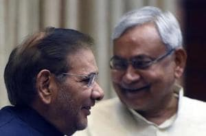 Maha JD(U) chief criticises Nitish Kumar for Sharad Yadav's Rajya...