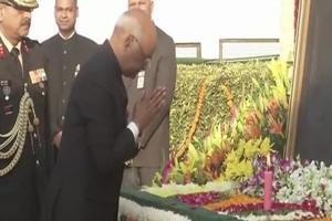 PMModi, President Kovind pay tributes on BR Ambedkar's death...
