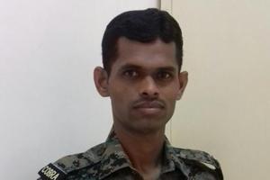 Injured in landmine blast in Chattisgarh, CRPF jawan from Maharashtra...
