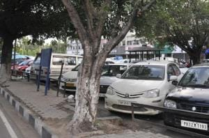 Now, book parking space in Chandigarh on the app