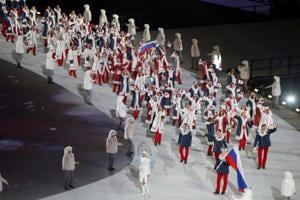 Russia were banned Tuesday from the PyeongChang 2018 Winter Games by...