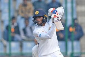 Dhananjaya de Silva defied Virat Kohli's Indian cricket team on the final day of the Test at the Feroz Shah Kotla with his third century as Sri Lanka looked to save the match