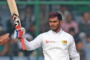 Dhananjaya de Silva produced a magnificent century as Sri Lanka drew the New Delhi Test against India at the Feroz Shah Kotla.