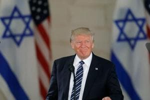 Photos: Trump to recognise Jerusalem as Israeli capital, relocate...